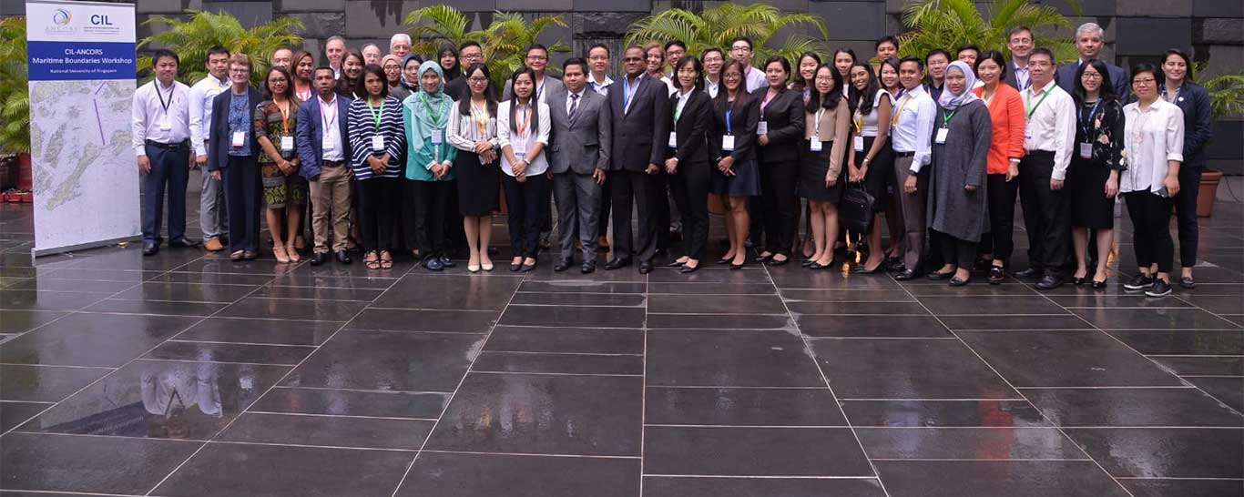 Successful Conclusion of the CIL-ANCORS Maritime Boundaries Workshop