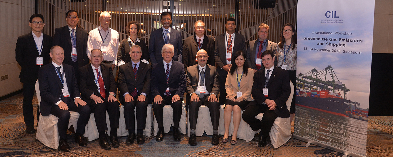 International Workshop on Greenhouse Gas Emissions and Shipping